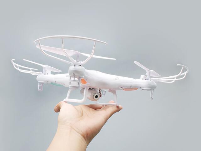 vùng cấm bay flycam