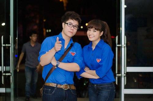 bán áo đoàn thanh niên tình nguyện