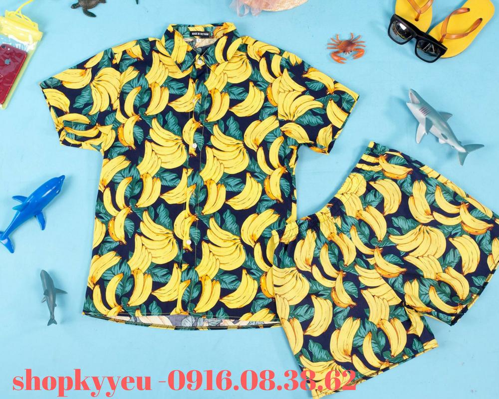 Bán quần áo hoa quả, quần áo trái cây rẻ đẹp