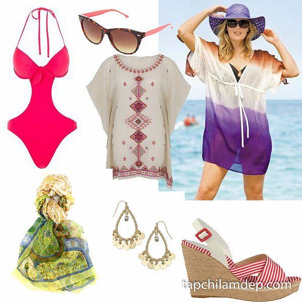 set đồ đi biển