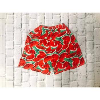 quần dưa đỏ